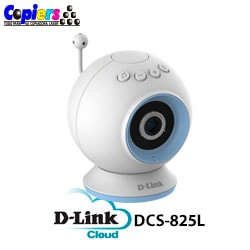 Cámara-de-Seguridad-D-Link-DCS-825L