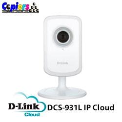 Cámara-de-Seguridad-D-Link-DCS-931L-IP-Cloud