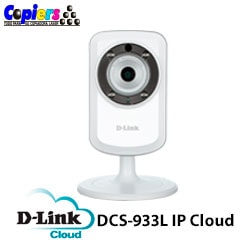 Cámara-de-Seguridad-D-link-DCS-933L-IP-Cloud