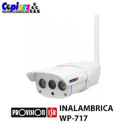 Cámara-de-Seguridad-Inalámbrica-Provision-ISR-WP-717