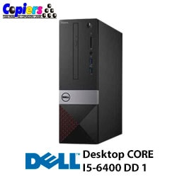 Desktop-Core-i5-6400-DD1