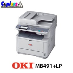 Oki-MB491+LP