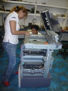 Servicio de Reparación a Impresoras